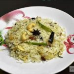 Ghee Rice (With Precooked Rice) Recipe
