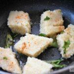 Suji/Rava (Semolina) Dhokla Recipe