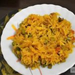 Vegetable Concoction Pulao Recipe