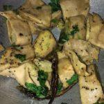 Whole Wheat Flour Dal Pitha Recipe