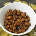 Fried Chana Masala Recipe
