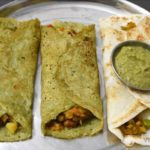 Spinach Dosa Recipe