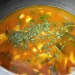 Sambhar Without Onion Garlic