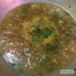 Beans And Carrot Soup Recipe