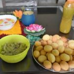 Quick Golgappa (Puff balls) Recipe