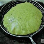 Aloo-Palak (Potato-Spinach) Poori Recipe