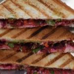 Carrot and Beetroot Sandwich Recipe