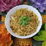 Chowmein (Noodles) Recipe