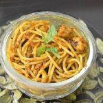 Spaghetti Masala Recipe