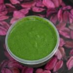 Coriander Chutney Without Garlic & Curd (Best for Fast)